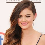 Lucy Hale's Best Sideswept Hairstyles