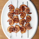 Shrimp and Chorizo Skewer Recipe