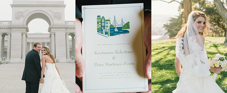 Kris and Pete's Scenic San Francisco Wedding