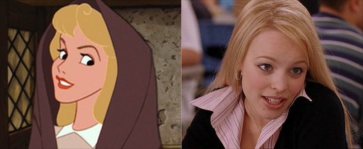 Sleeping Beauty Is a Total Mean Girl in These Hilarious GIFs