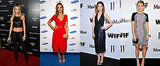 Rose Byrne and Candice Swanepoel Heat Up This Week's Celebrity Style