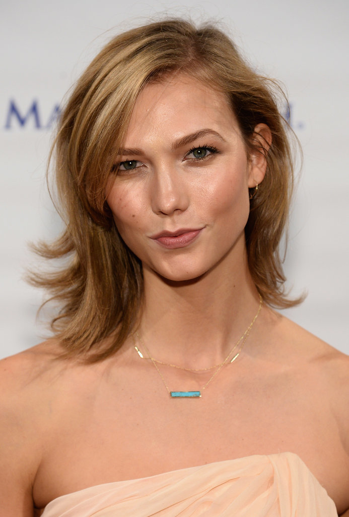 Stop and Stare! Karlie Kloss Is a Bronzed Goddess