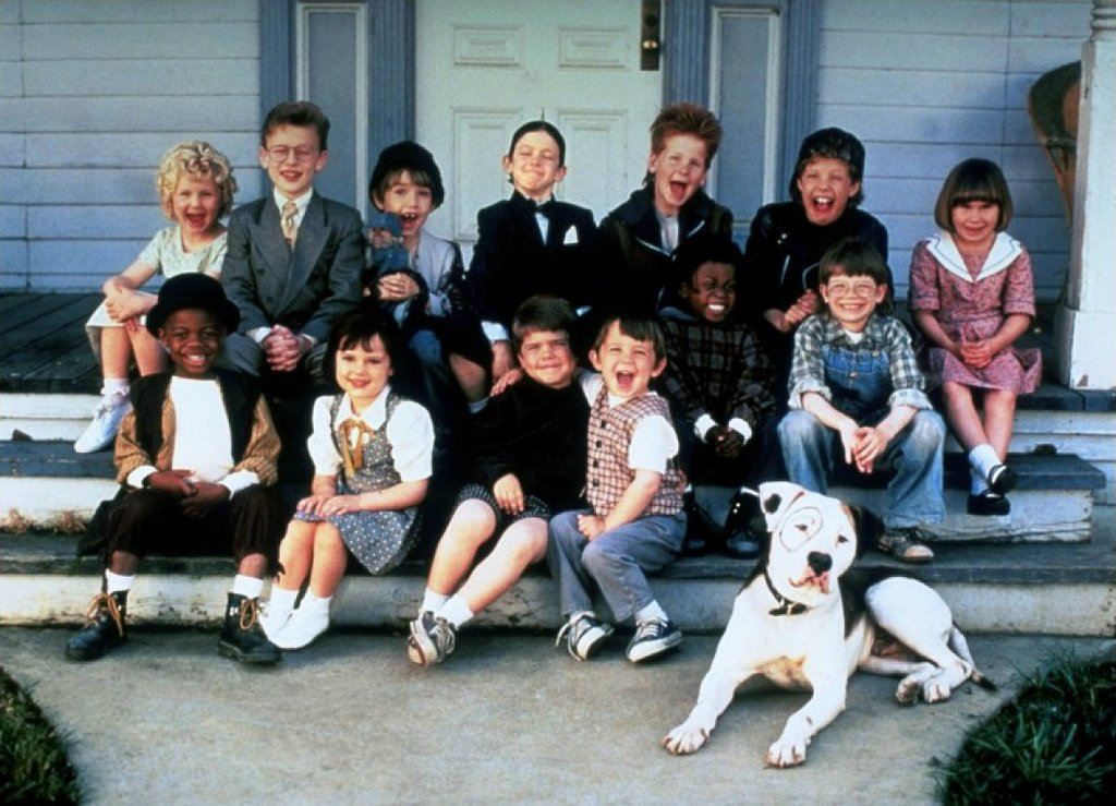 The 15 Friends Every Child Makes