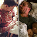 Celebrity Dads Talk About Fatherhood