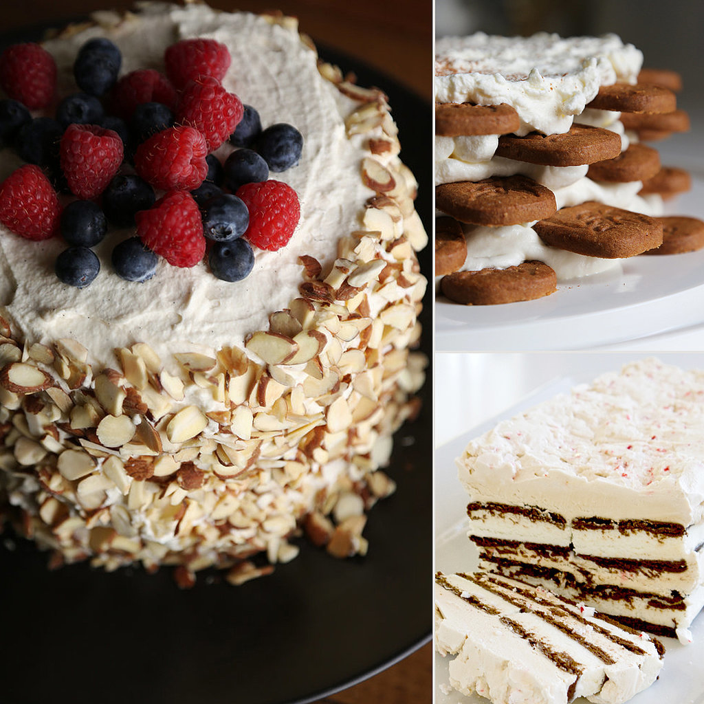 No-Bake Cakes Just in Time For Summer