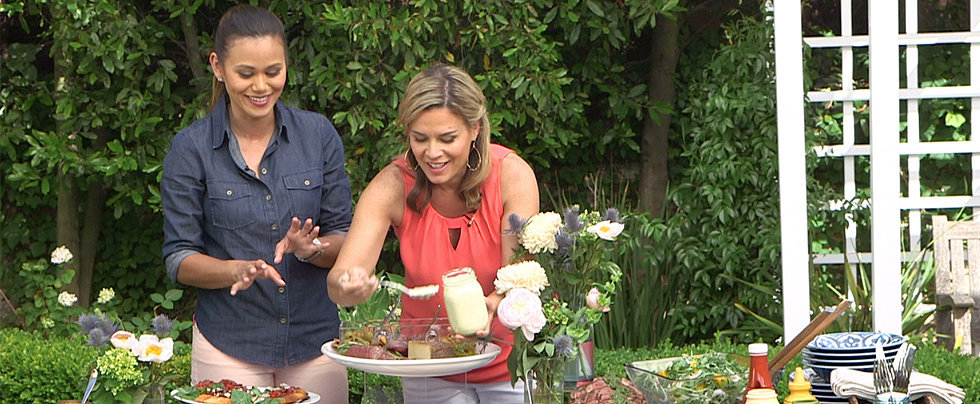 Host a BBQ Bash Like Cat Cora