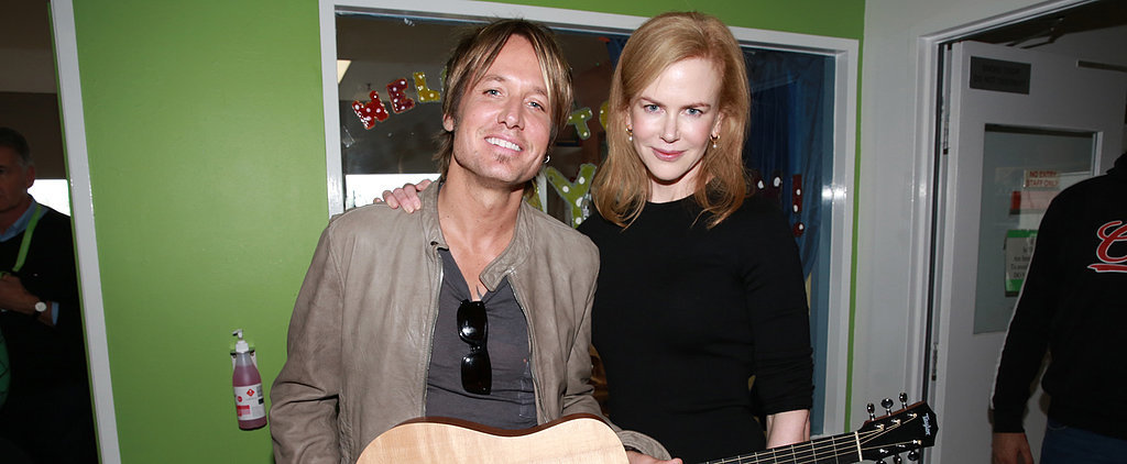 Nicole Kidman and Keith Urban Sing a Sweet Duet to Sick Children