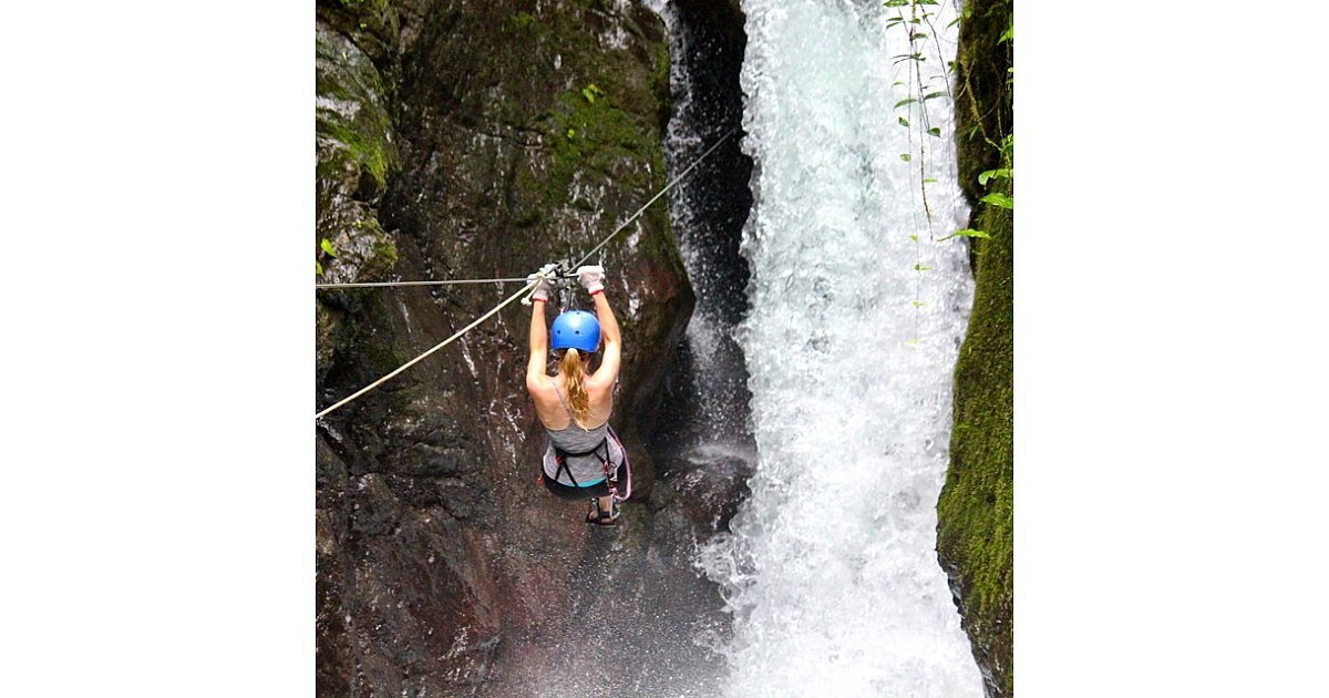 Zip Line In Costa Rica 83 Travel Experiences To Have