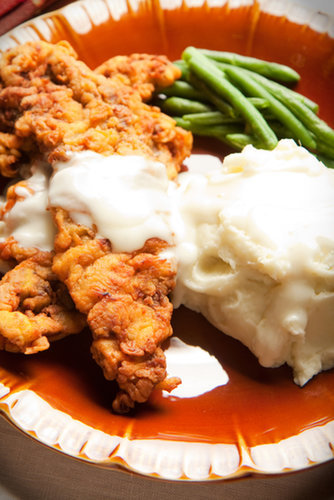Oklahoma: Chicken Fried Steak