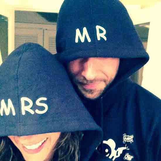 Zachary Levi Secretly Marries Missy Peregrym