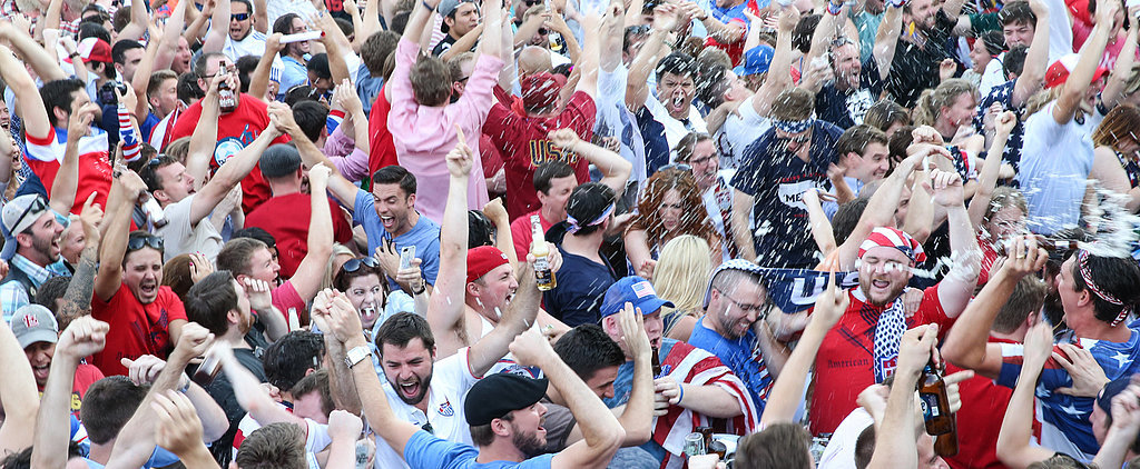 Here's What Happened When the US Won Its First World Cup Game