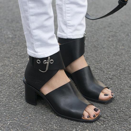 Shoe Trends We Love : Mid-Block Heel
