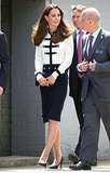 Kate Middleton's Latest Solo Appearance Looks Like a Lot of Work