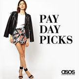 ASOS pay day picks