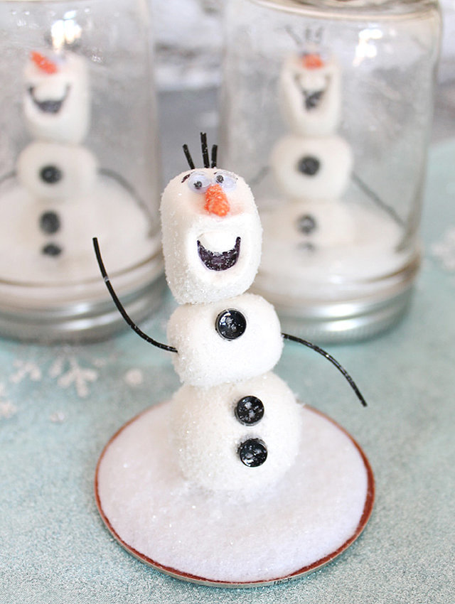11 Fun Ways For Frozen Fans to Get Crafty