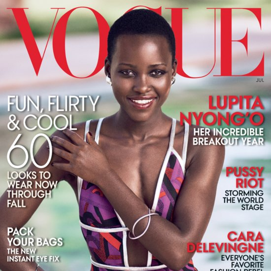 Quotes And Pictures Lupita Nyong'o Vogue Cover And Interview