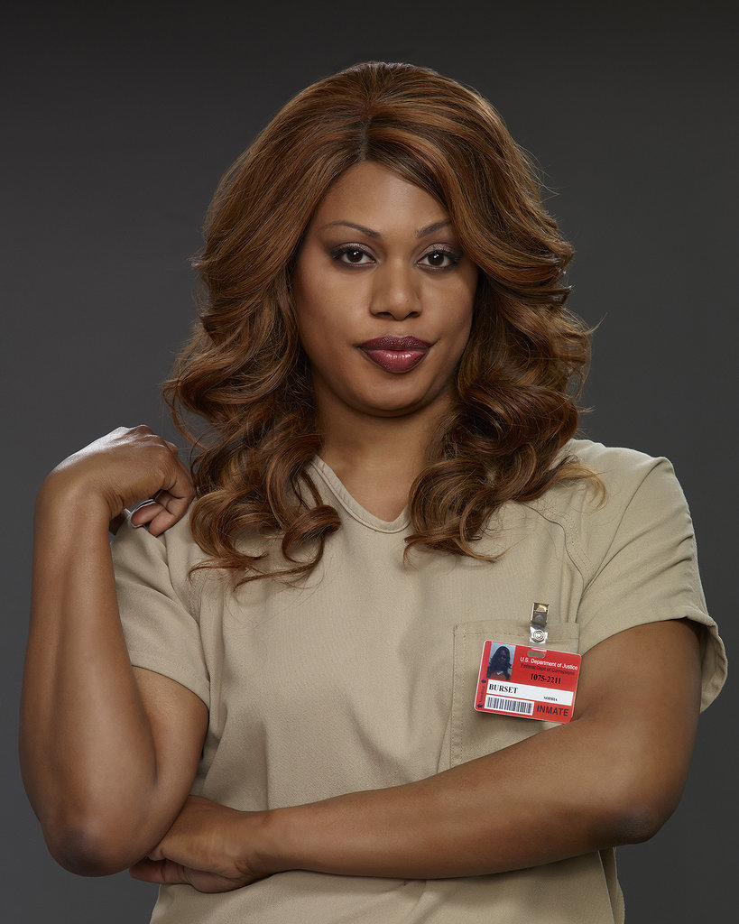 Laverne Cox as Sophia Burset