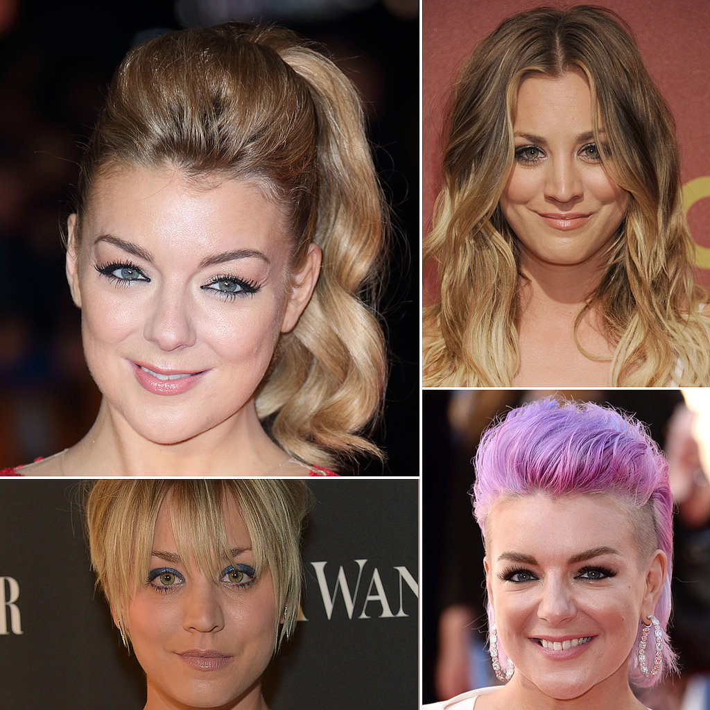 Kaley's the Latest Making the Cut: Celebs Who Braved Short Hair