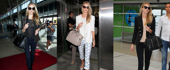 Rosie Huntington-Whiteley's Off-Duty Uniform Is Flawless