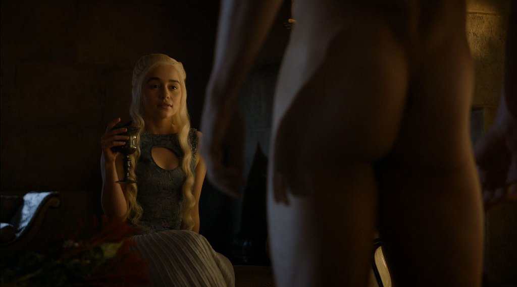 Ranking the Best Butts on Game of Thrones