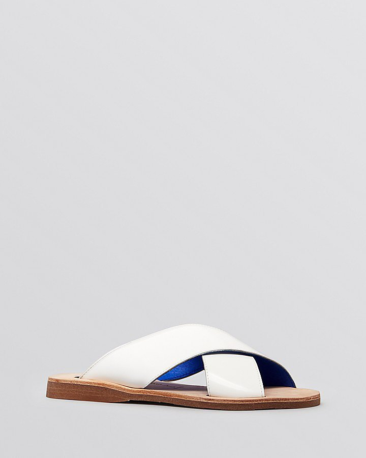 Jeffrey Campbell Flat Slide Sandals