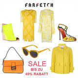 Der Farfetch Sale hat begonnen!