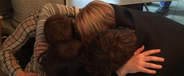 This Picture From Mockingjay's Last Day of Filming Is Making Us Emotional