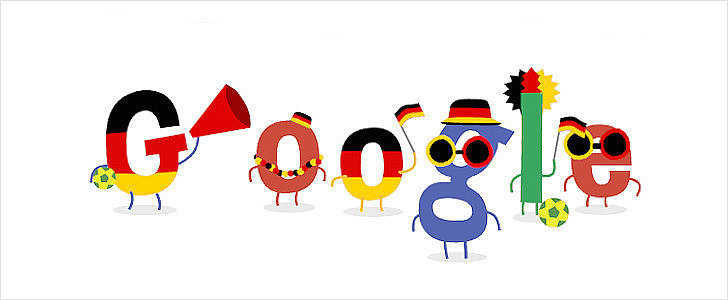 The Cutest World Cup Google Doodles You Might Have Missed
