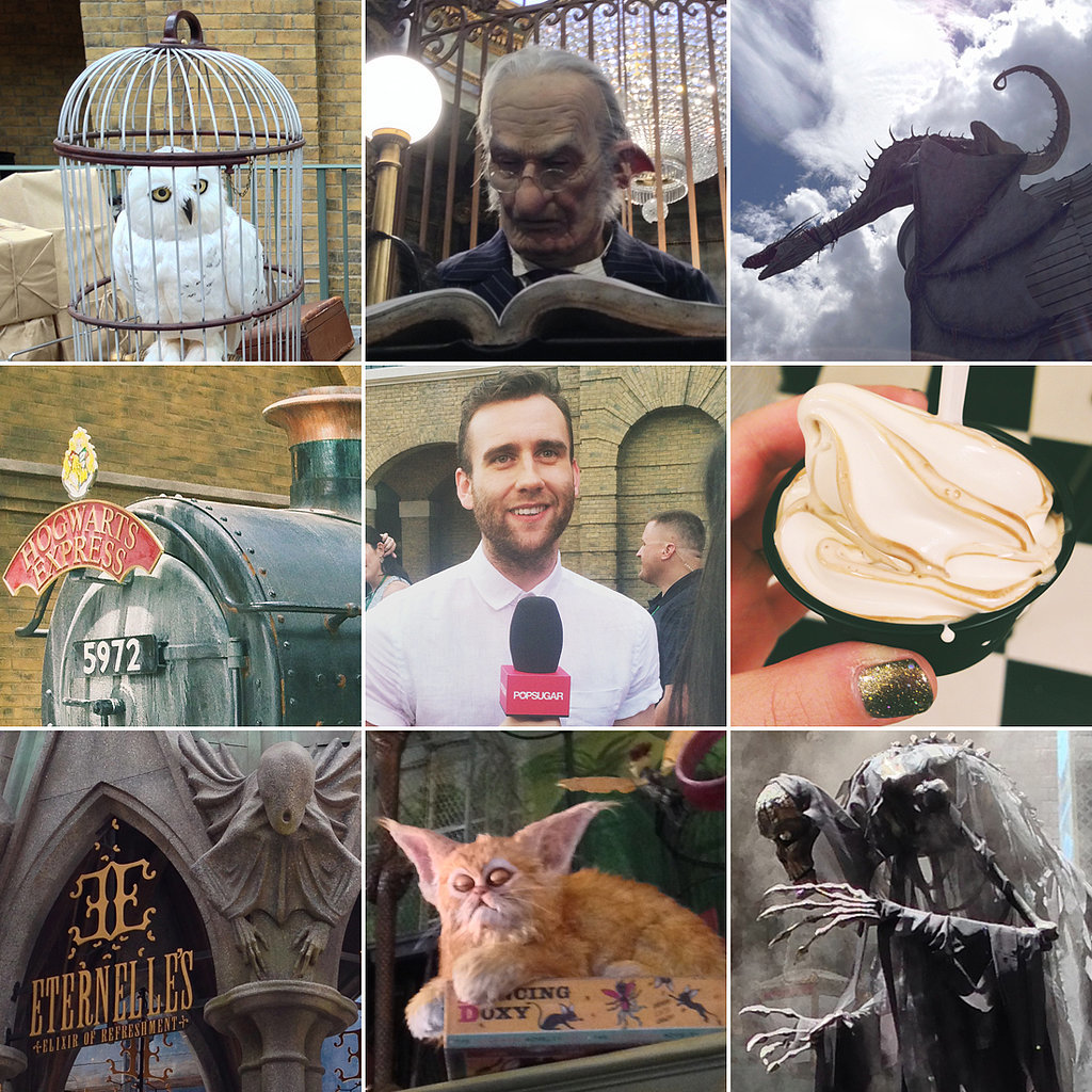 Get an Inside Look Into the Magic of Diagon Alley