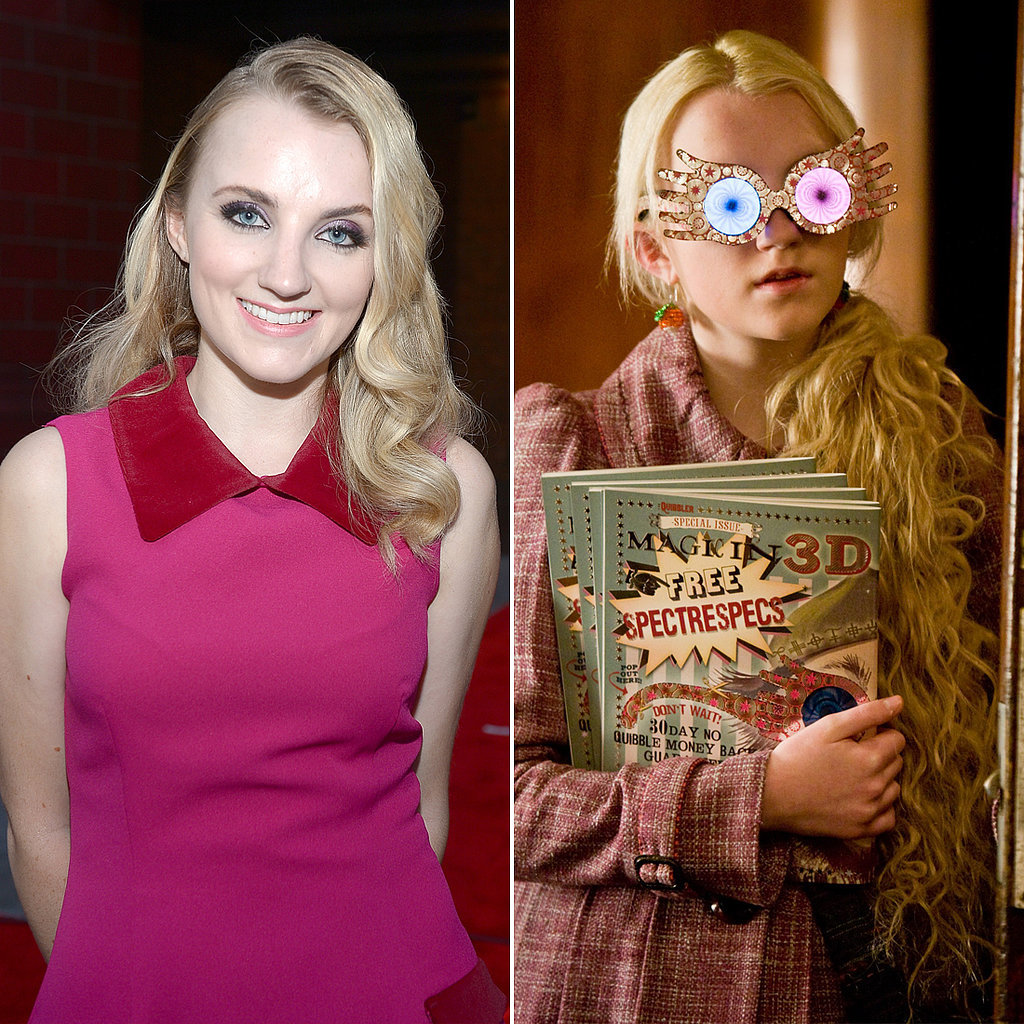 Evanna Lynch, Luna Lovegood