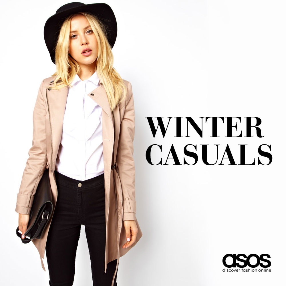 ShopStyle Edit Winter Casual Picks from ASOS