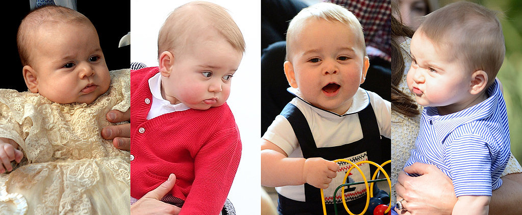 The 22 Cutest Pictures of Prince George