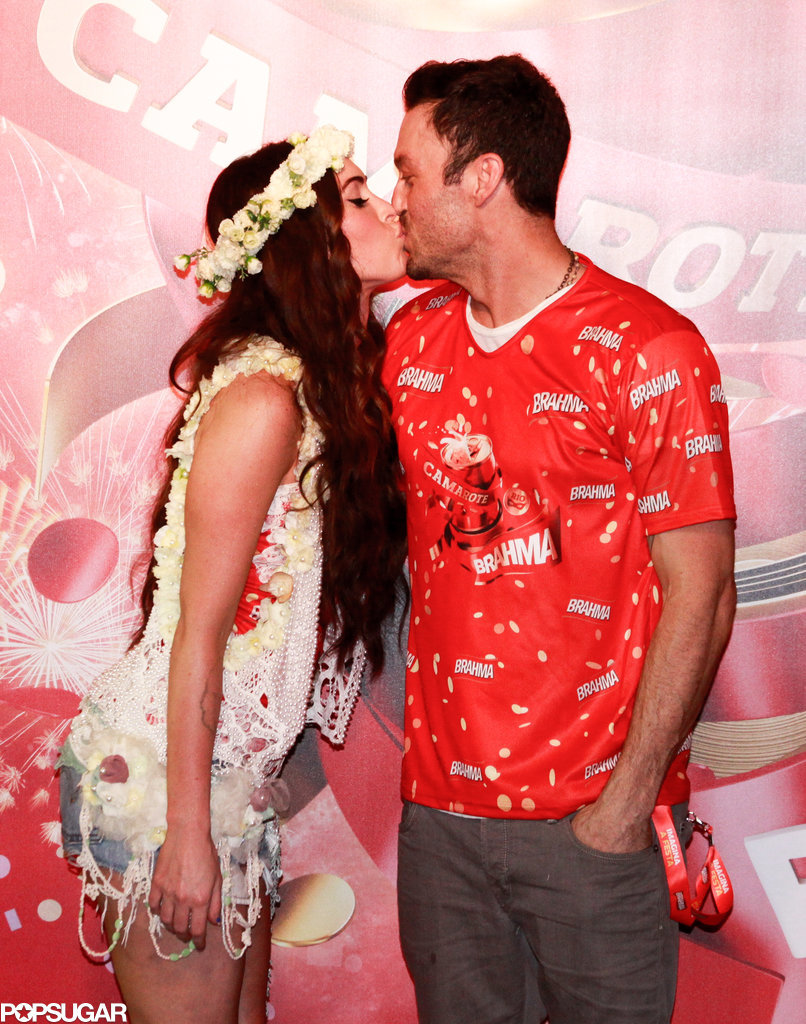 Megan Fox and Brian Austin Green's Sweetest, Sexiest Moments