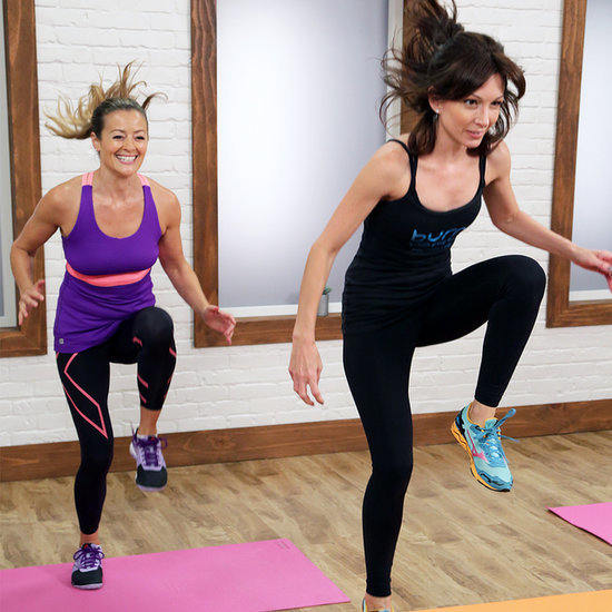 Pilates Cardio And Weights Fat-Burning Workout Lisa Corsello