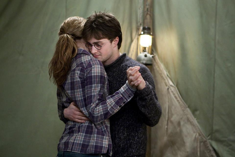 Le sexe avec Harry Potter