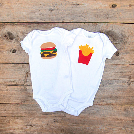 Totally Tasteful Onesies For Your Perfect Pair