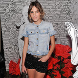 Alexa Chung to Collaborate on a Fashion Range With AG Jeans