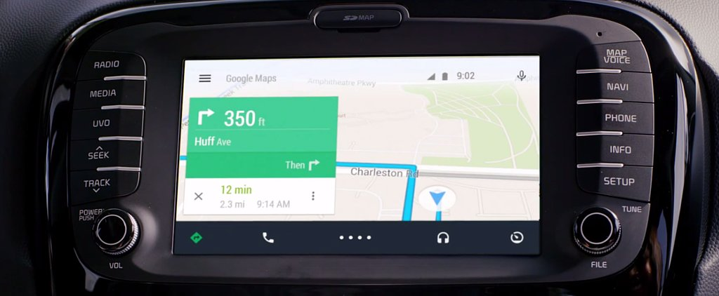 Google's Made It Safe to Use Your Phone While Driving