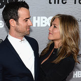 Jennifer Aniston and Justin Theroux Talk About Wedding