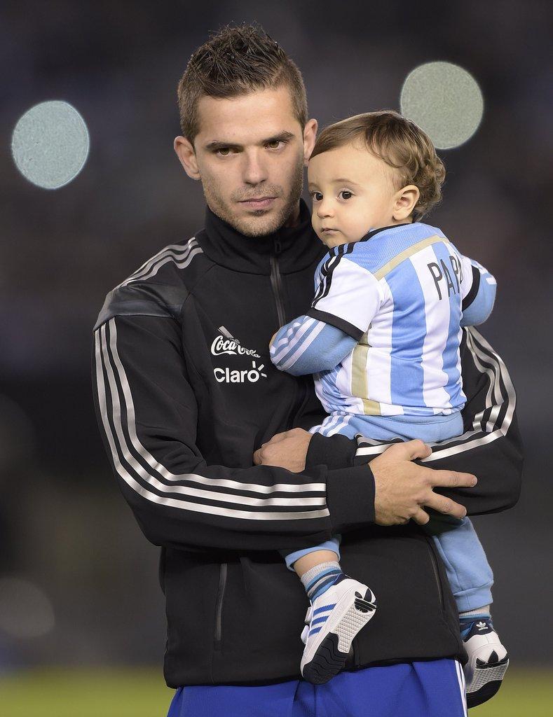 Fernando Gago —Argentina