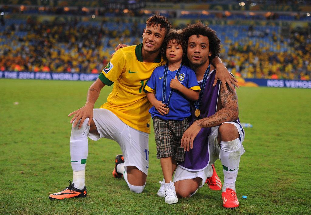 Marcelo Vieira —Brasil