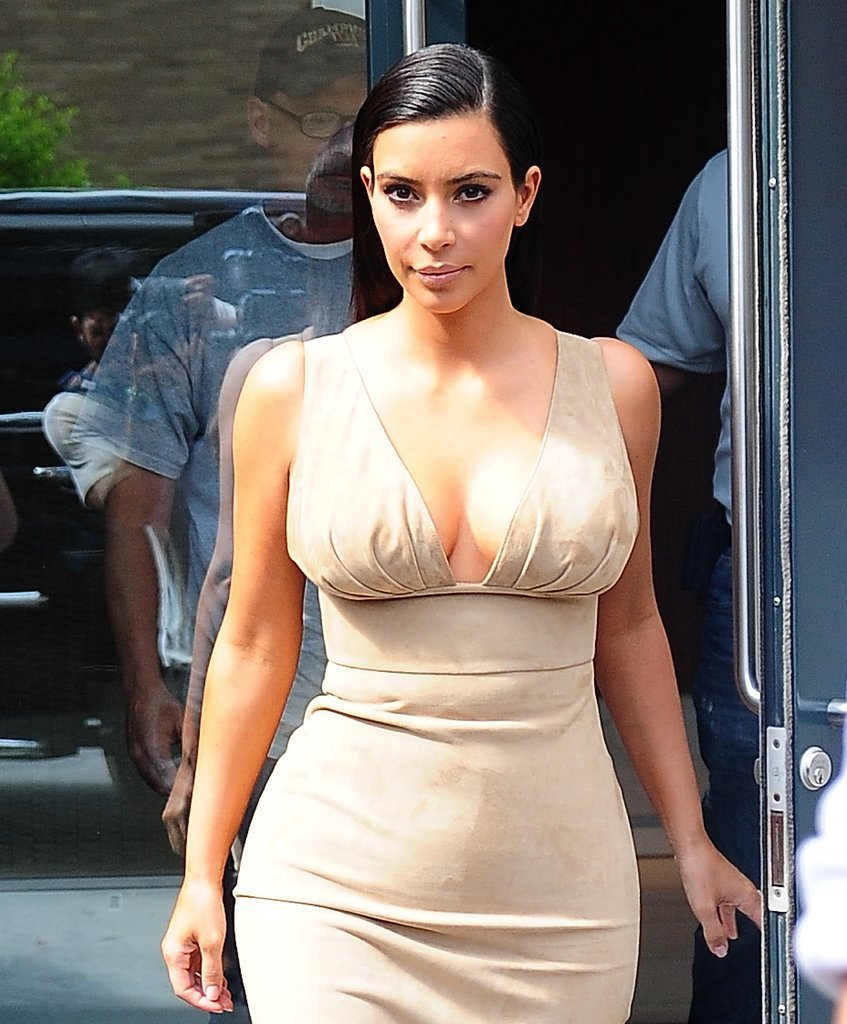 Kim Kardashian Keeps Everyone on Their Toes
