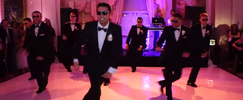 Groomsmen Lip-Sync Backstreet Boys, and It's the Best Thing Ever