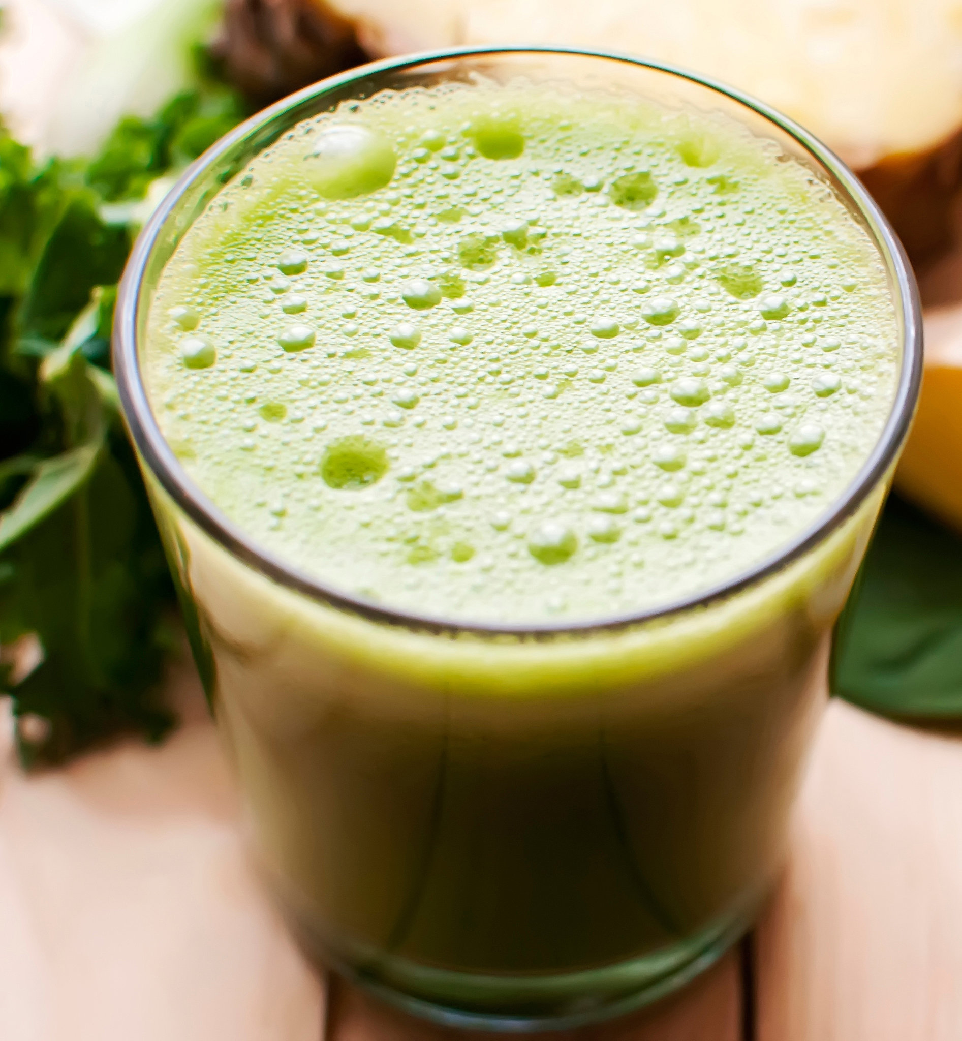 Easy Green Juice Recipe | POPSUGAR Fitness