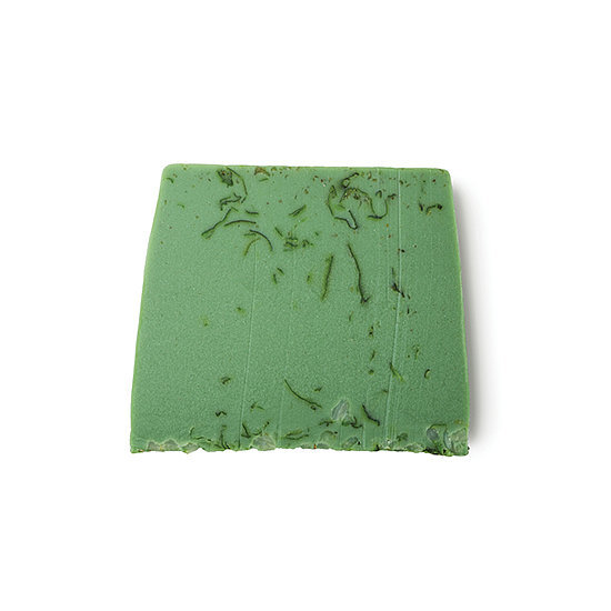Lush Cosmetics Parsley Porridge Soap