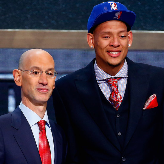 Isaiah Austin at 2014 NBA Draft | Video