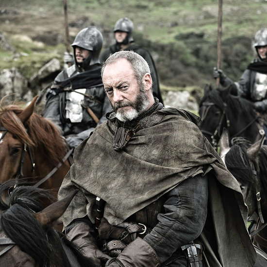 Liam Cunningham Interview on Game of Thrones Ser Davos