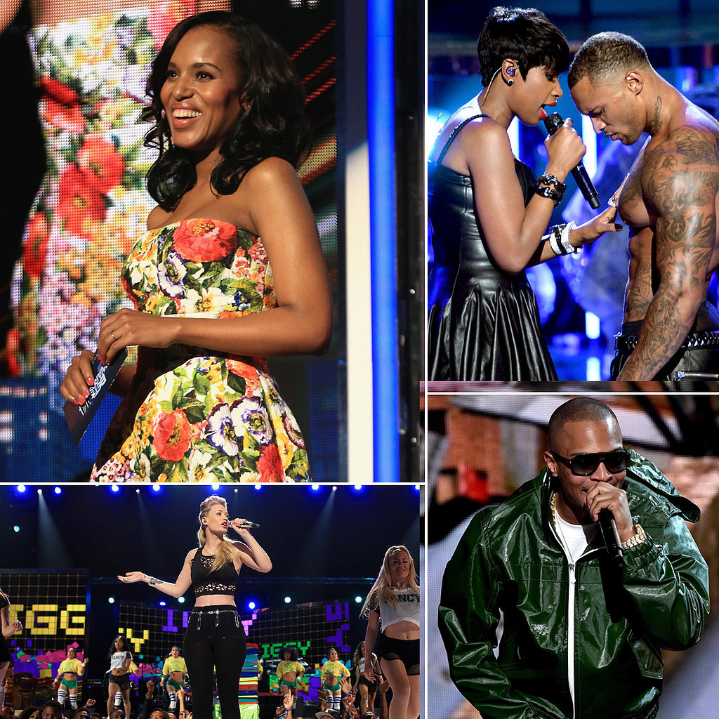 See All the Hottest Red Carpet and Show Moments From the BET Awards!