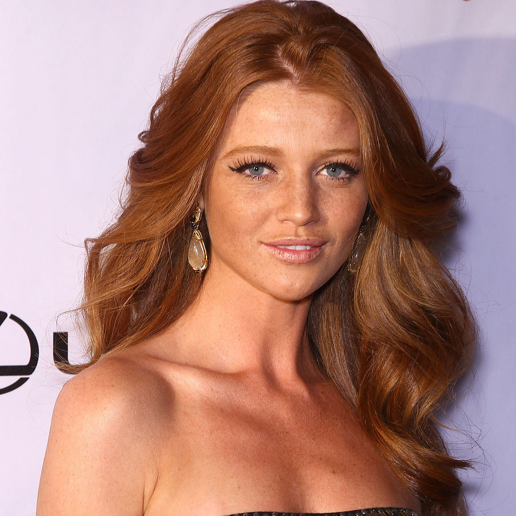 Famous Actresses With Red Hair