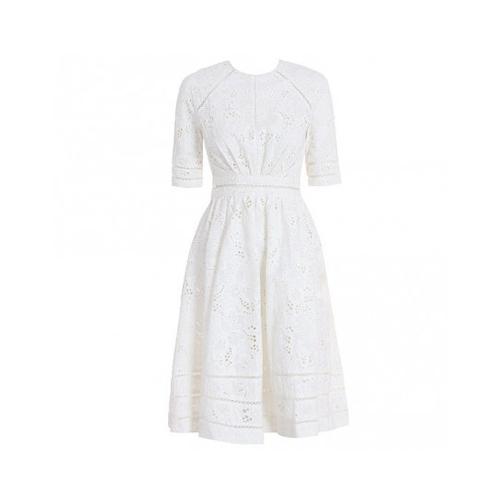 Zimmermann Eyelet Sundress